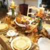 Thumbnail image for Holiday and Christmas Centerpiece with Runner and Candles