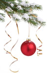 Christmas Tree Ornaments brighten any tree