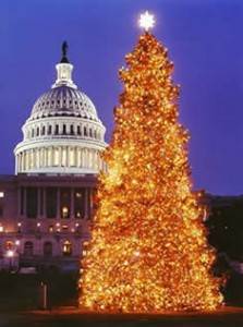 2000 Capitol Christmas Tree, Architect of the Capitol Web Site