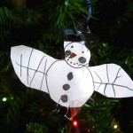 Christmas Tree Decorations made by children